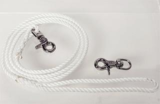 セーフティロープ2.5m 【尻手ロープ】